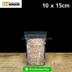 ถุงคราฟท์ น้ำตาล 10x15