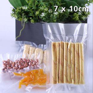ถุงสูญญากาศลายนูน 7 x 10cm