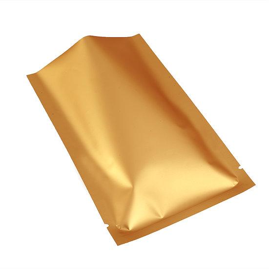 ซองซีล 3 ด้าน เนื้อพลาสติกเงา สีทอง