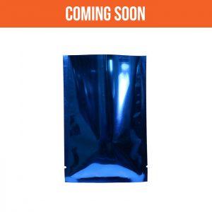 ซองซีล 3 ด้าน เนื้อพลาสติกเงา สีน้ำเงิน