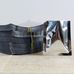 ซองซีล 3 ด้าน สีเงินอลูมิเนียม (Aluminized)