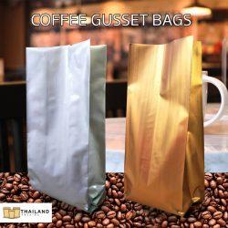 ถุงกาแฟ ถุงใส่เมล็ดกาแฟ ถุงใส่ผงกาแฟ
