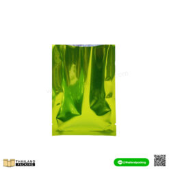 ซองซีล3ด้าน อลูมิไนซ์ สีเขียว