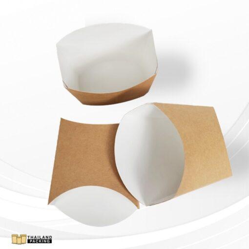 ถ้วยกระดาษ ถ้วยใส่เฟรนช์ฟรายส์ ถ้วยใส่เฟรนฟราย ถ้วยใส่ขนม ถ้วยใส่อาหาร